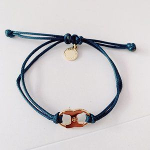Tory Burch Hand-woven Bracelet